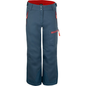 TROLLKIDS Hallingdal Pantalon Enfant, mystic blue/bright red